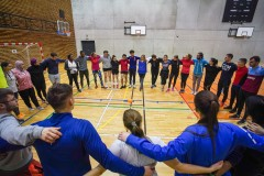 "Conclusion of the ""Play Handball"" workshop"